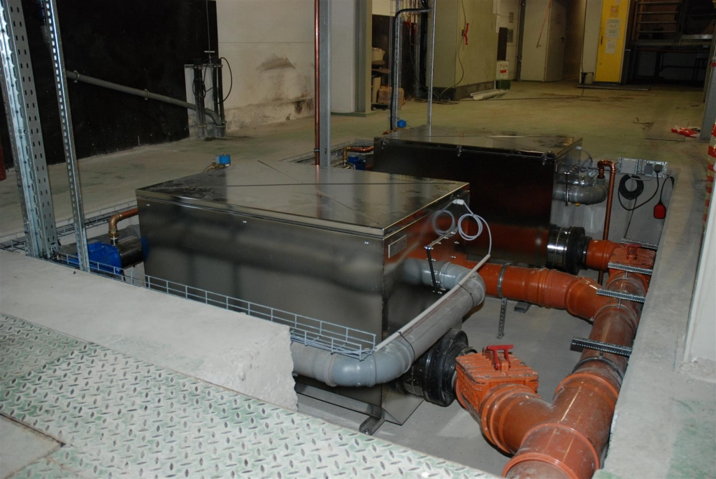 KROMBERG & SCHUBERT - new aqua Trommelfilter D820