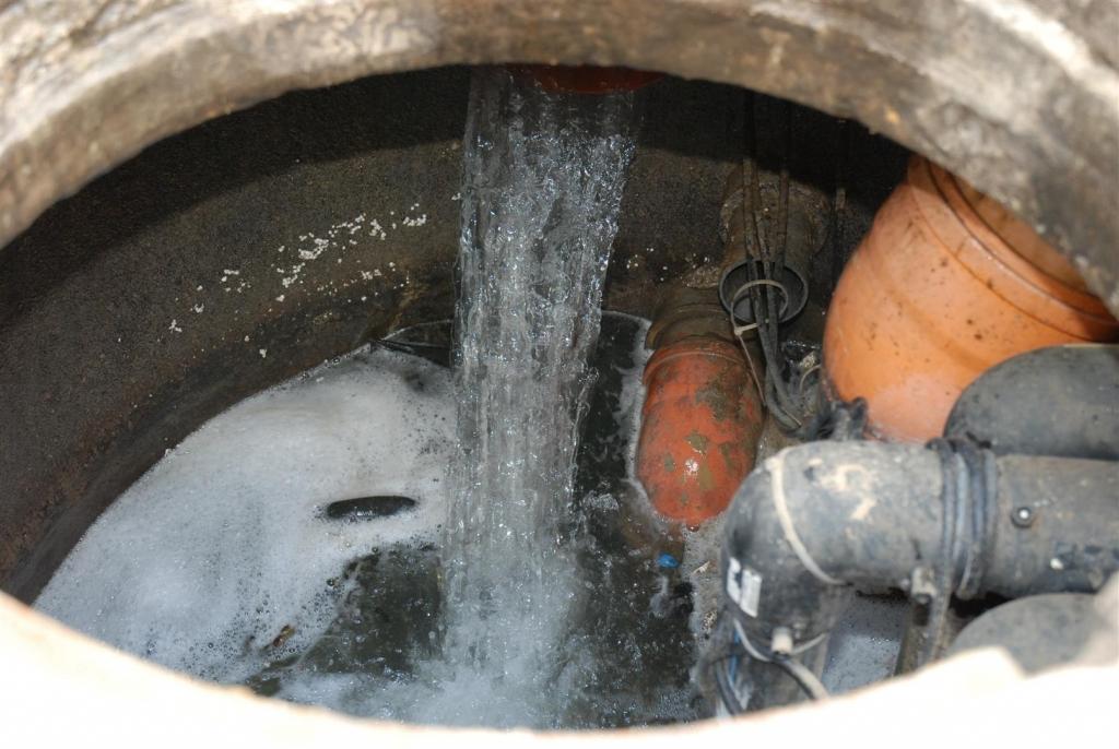 KROMBERG & SCHUBERT - Wassermenge direkt nach dem Spülvorgang