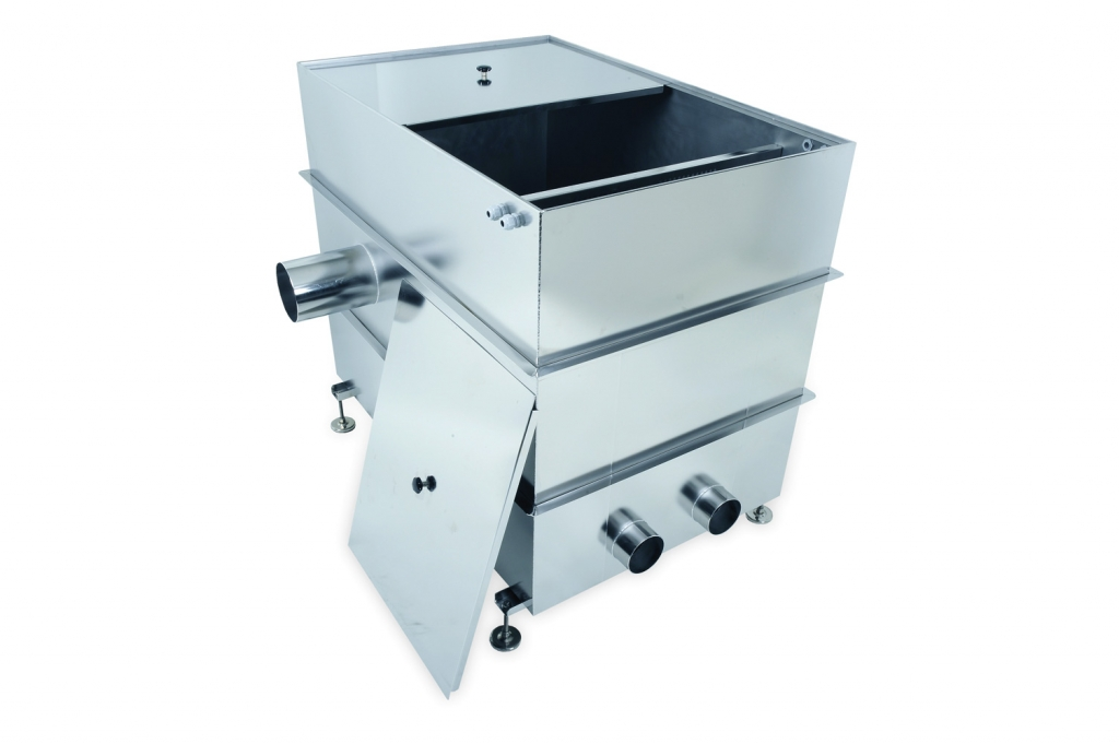 Komplettfilteranlage D510 - Biobehälter