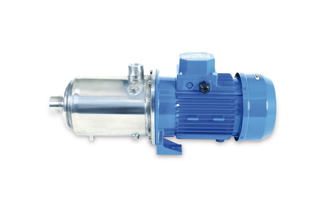 Trommelfilter D820 - Hochdruckpumpe