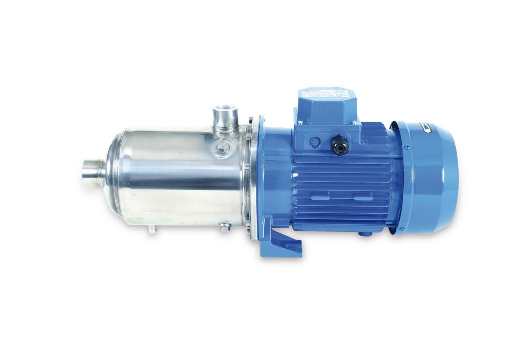 Trommelfilter D830 - Hochdruckpumpe